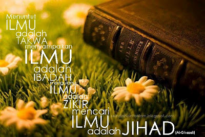 Nasehat dan Motivasi dalam Menuntut Ilmu Oleh Imam Syafi'i ...